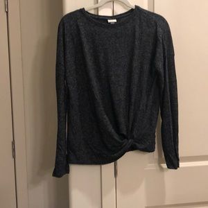Dark grey sweater
